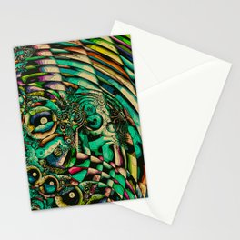 Squirm Stationery Cards