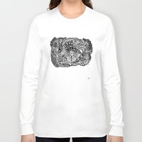 1984 Long Sleeve T-shirts featuring 1984 by  Grotesquer