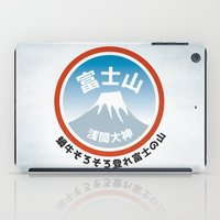 hentai iPad Cases featuring FujiSan by Nxolab