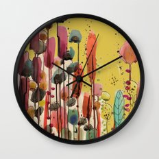 if spring is there Wall Clock