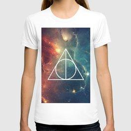 Deathly Hallows Nebula HP T-shirt
