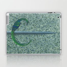 To the Hilt Laptop & iPad Skin