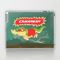 Caimanman Laptop & iPad Skin