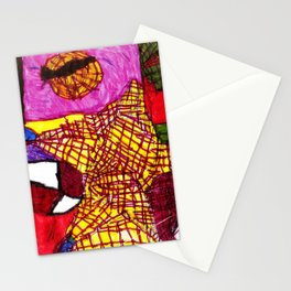Spider Manny - (Special Guest) Stationery Cards