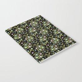 Midnight Moths Notebook