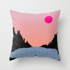 Glory // Story Throw Pillow