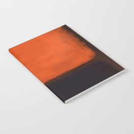 Rothko Inspired #18 Notebook