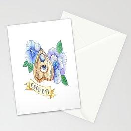hello ouija! Stationery Cards