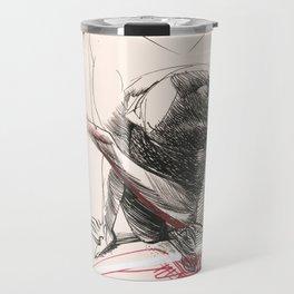 Red River Graphic  Travel Mug