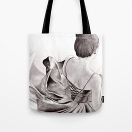 You Know That Feeling When You Wear A Twirly Dress? Tote Bag