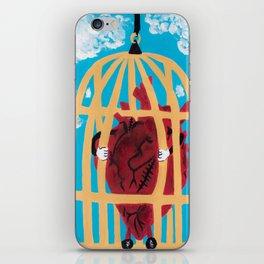 Love and Liberty iPhone Skin