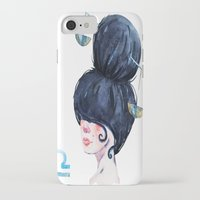 libra iPhone & iPod Cases featuring Libra by Aloke Design