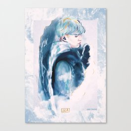 please_do_not_drown.jpg Canvas Print