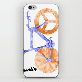 TT Bike iPhone Skin