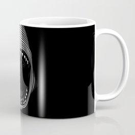 Tribal Shark lines Coffee Mug