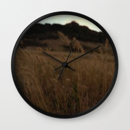 A Thought About the Wind Wall Clock