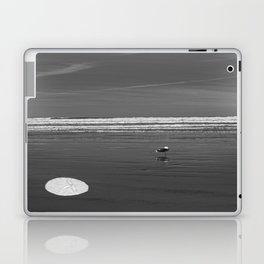 Pacific Ocean Sand Dollar Laptop & iPad Skin