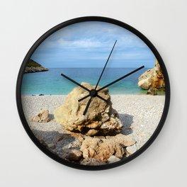 SICILIAN SEA SOUND Wall Clock