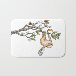 Slow Tea Bath Mat