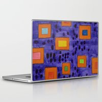 frames Laptop & iPad Skins featuring Illuminated Frames by Heidi Capitaine
