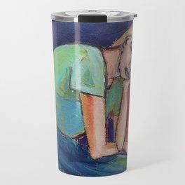 The Weary Lightworker Travel Mug