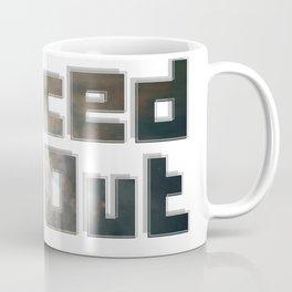 Spaced Out Coffee Mug
