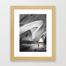 Inkworld Framed Art Print