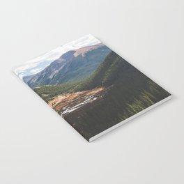 Climbing Independence Pass Notebook