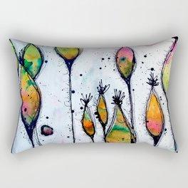 Pod Forest Rectangular Pillow