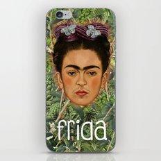 Frida Plantas 001 iPhone & iPod Skin