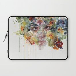 quiet zone Laptop Sleeve