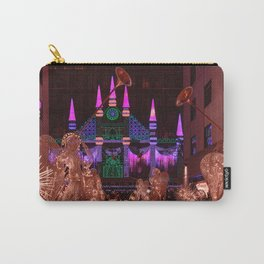 Christmas greetings from New York Carry-All Pouch