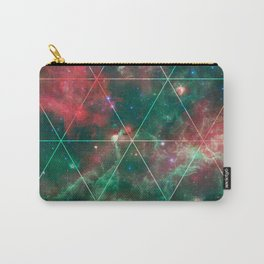 Spacial Geometrica #2 Carry-All Pouch