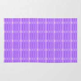 Plaid_Purple Rug