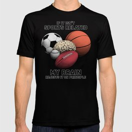 Sports Related T-shirt