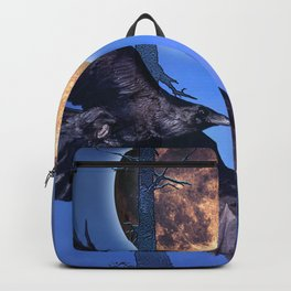 Raven Moon Backpack