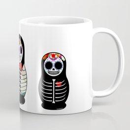 Halloween Russian dolls Coffee Mug