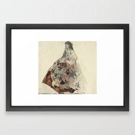 Hommage à Botticelli VIII Framed Art Print
