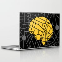 sherlock Laptop & iPad Skins featuring Sherlock by Lorcy