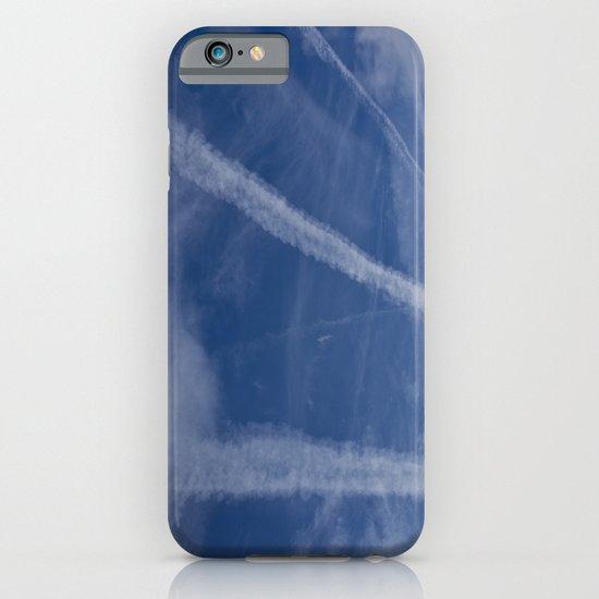 Vapor Trails iPhone & iPod Case
