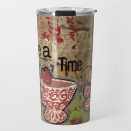 Tea Time Travel Mug