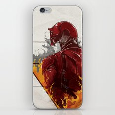 A World on Fire iPhone & iPod Skin