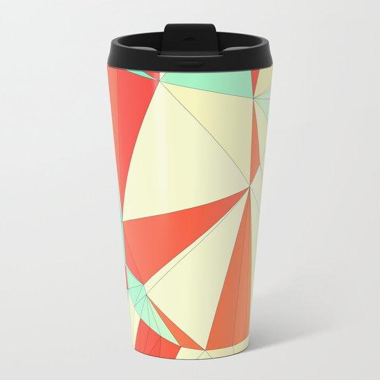 Go Fly a Kite Metal Travel Mug