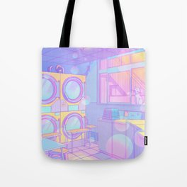 Yanaka Pop Wash Tote Bag