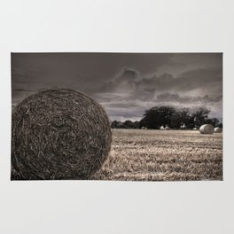 Harvesting the Land Rug