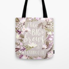 Big Brows – Spring Palette Tote Bag