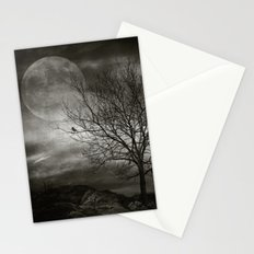 February Tree Stationery Cards