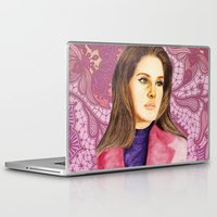 ultraviolence Laptop & iPad Skins featuring LANA II by Share_Shop