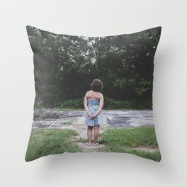 The Aftermath Throw Pillow
