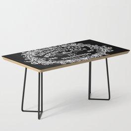 Bat Ouija Coffee Table